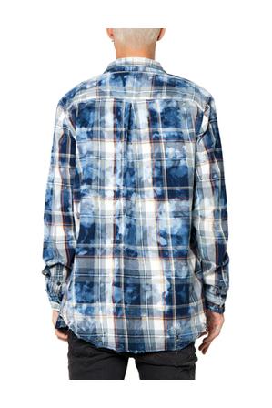 PATRON SAINT OF - Sonar Check Shirt