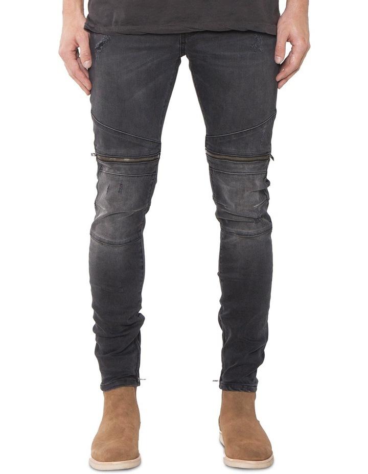 Sentinal Zip Jean image 1