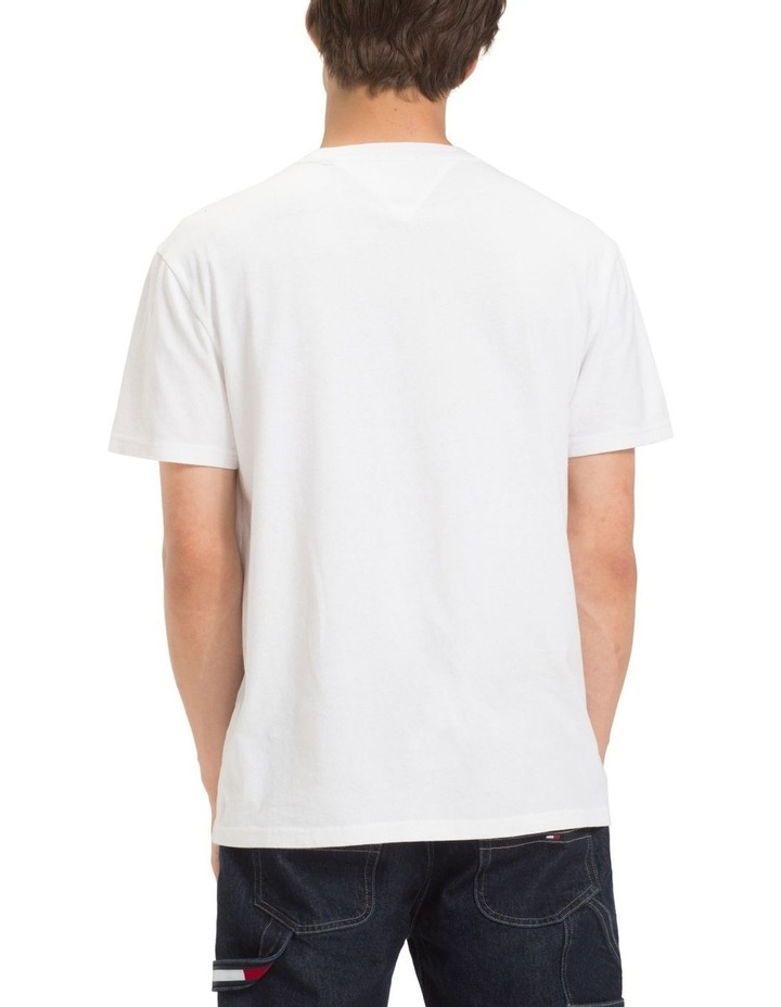 Cotton Embossed Logo T-Shirt image 2