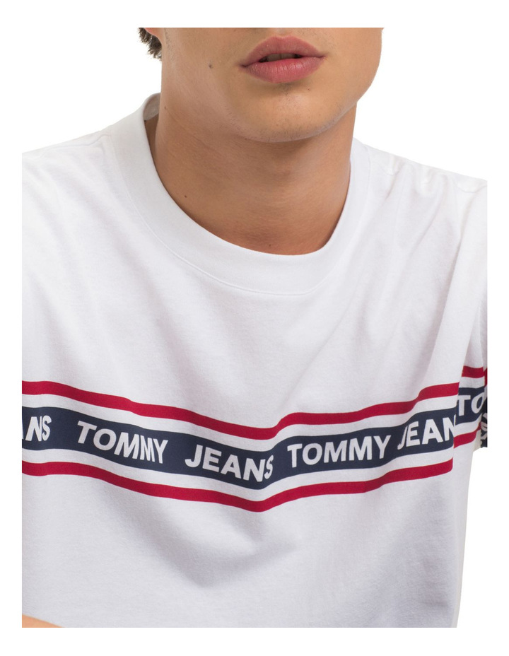 TJM ESSENTIAL TAPE TEE image 2