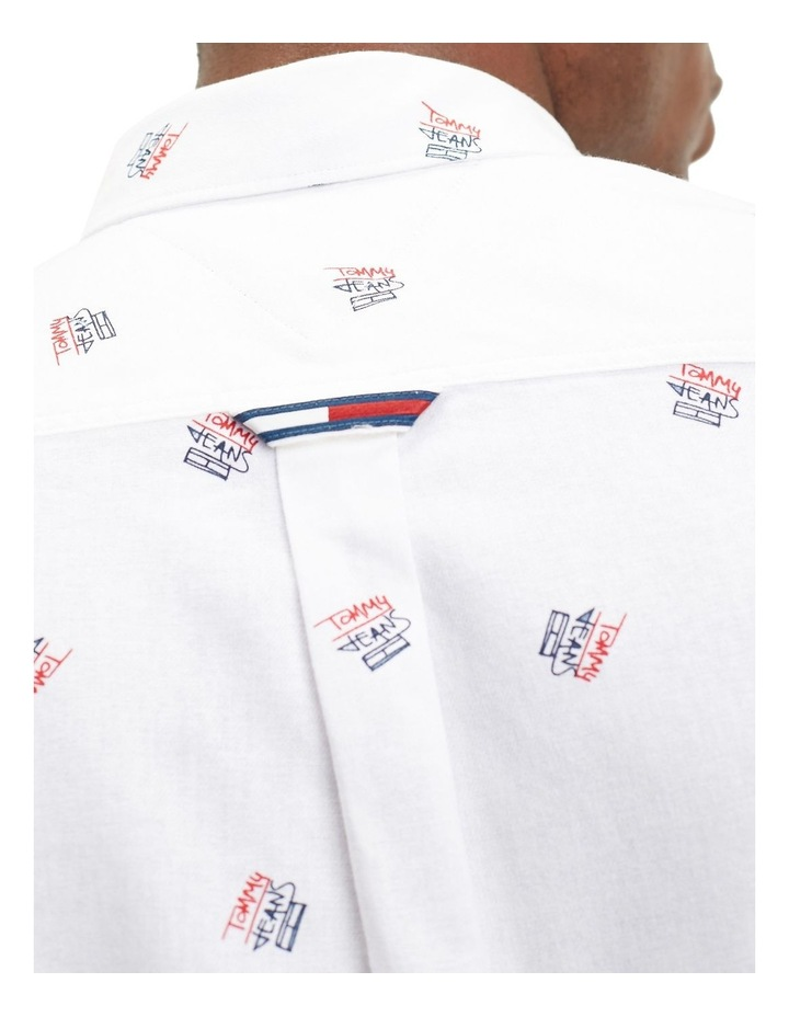 Tommy Jeans Print Pure Cotton Shirt image 2