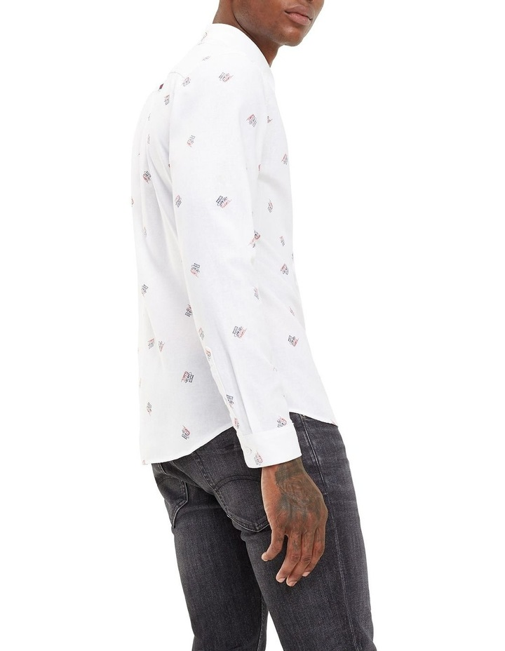 Tommy Jeans Print Pure Cotton Shirt image 3