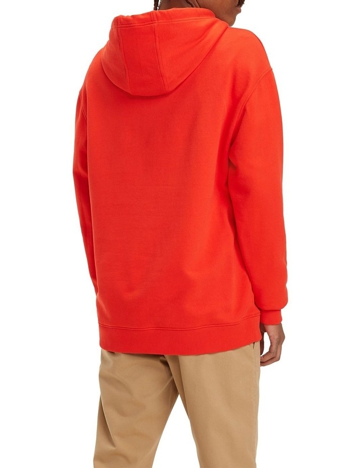 Relaxed Fit Logo Hoody image 3