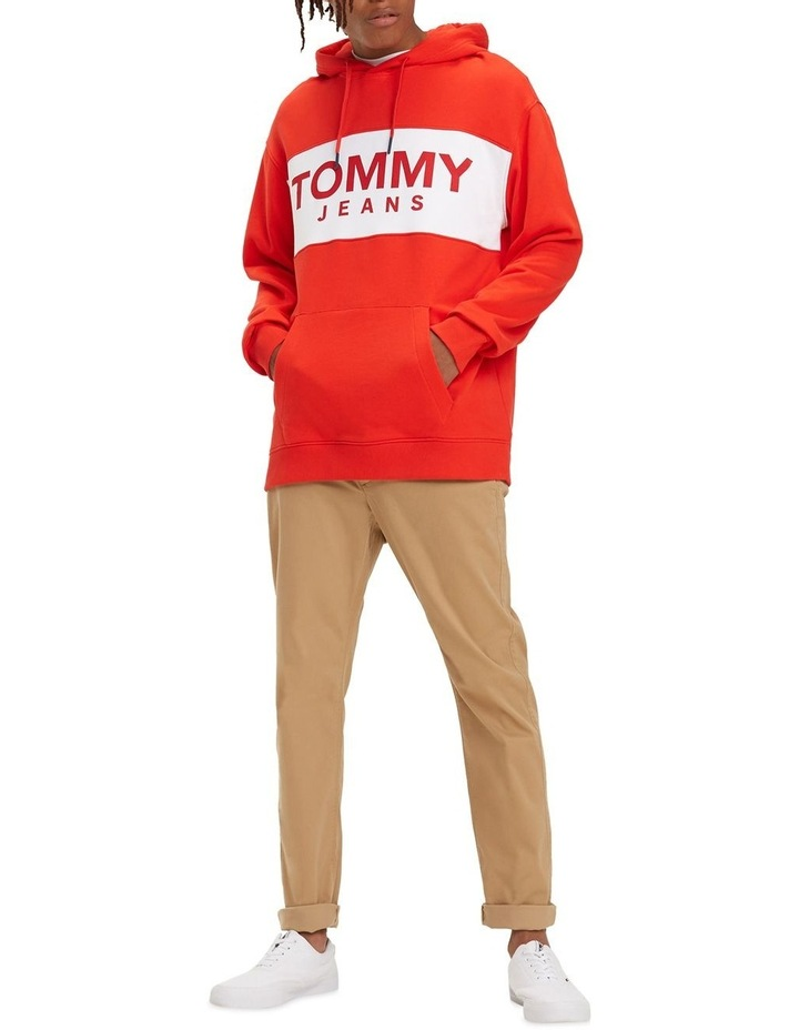Relaxed Fit Logo Hoody image 4