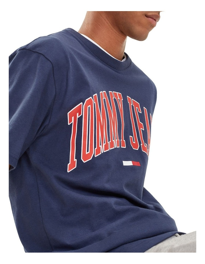 Collegiate Logo T-Shirt image 3