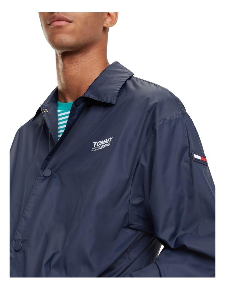 Tommy Jeans Coach Jacket image 4