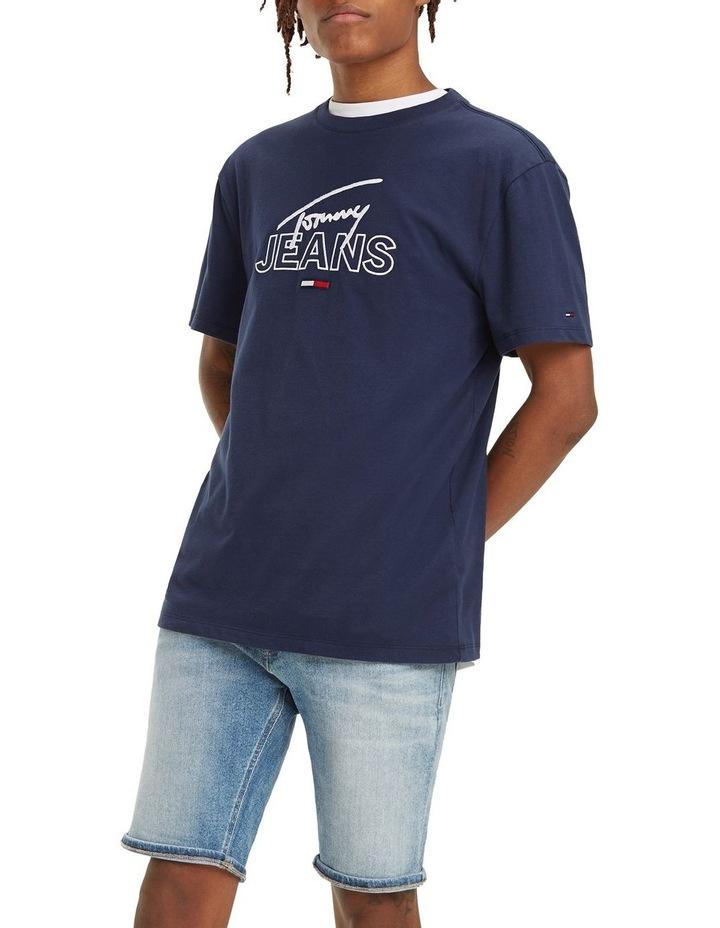 Script Logo T-Shirt image 1
