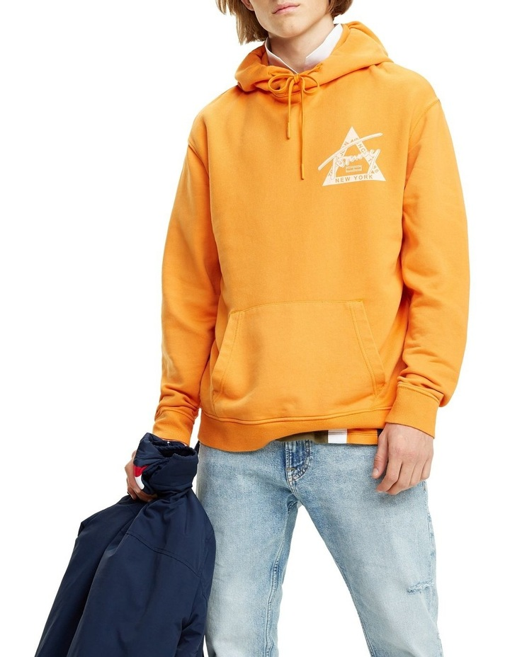 Graphic Washed Hoodie image 1