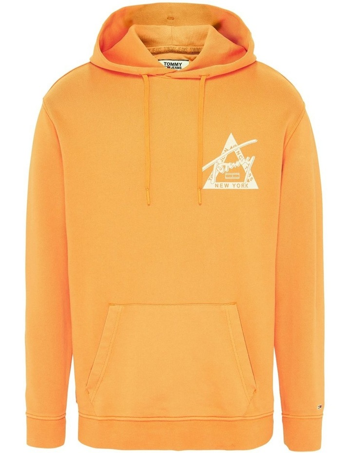Graphic Washed Hoodie image 5