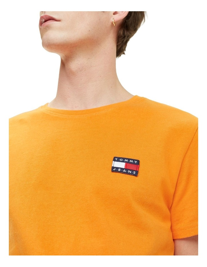 Tommy Jeans Badge Cotton T-Shirt image 2