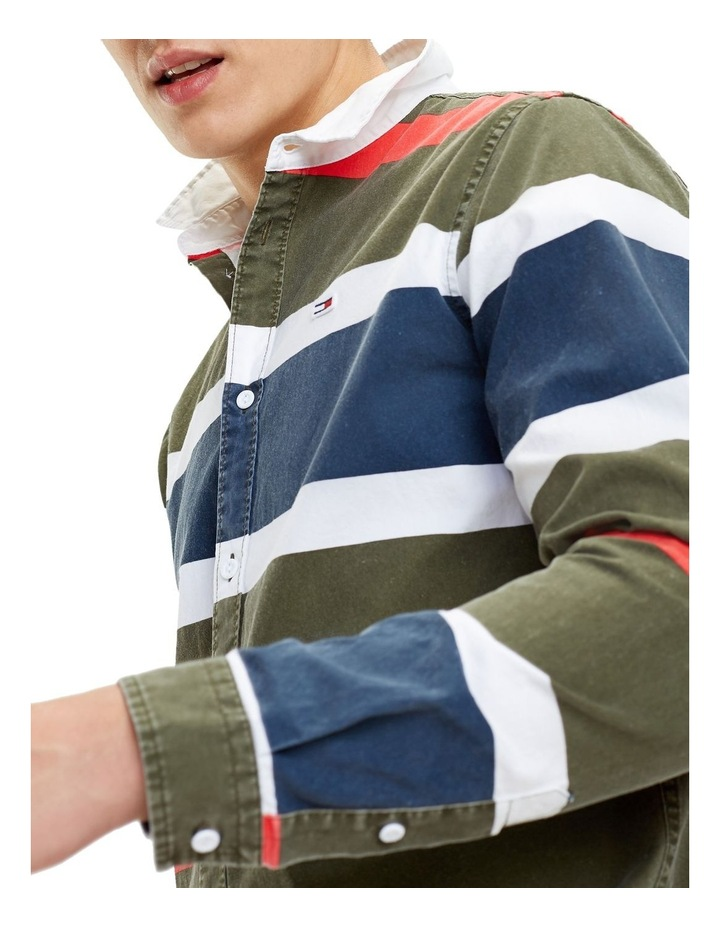 Retro Stripe Shirt image 2