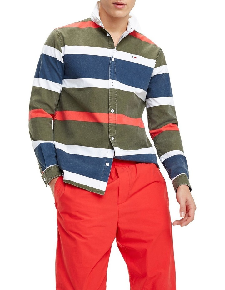 Retro Stripe Shirt image 3