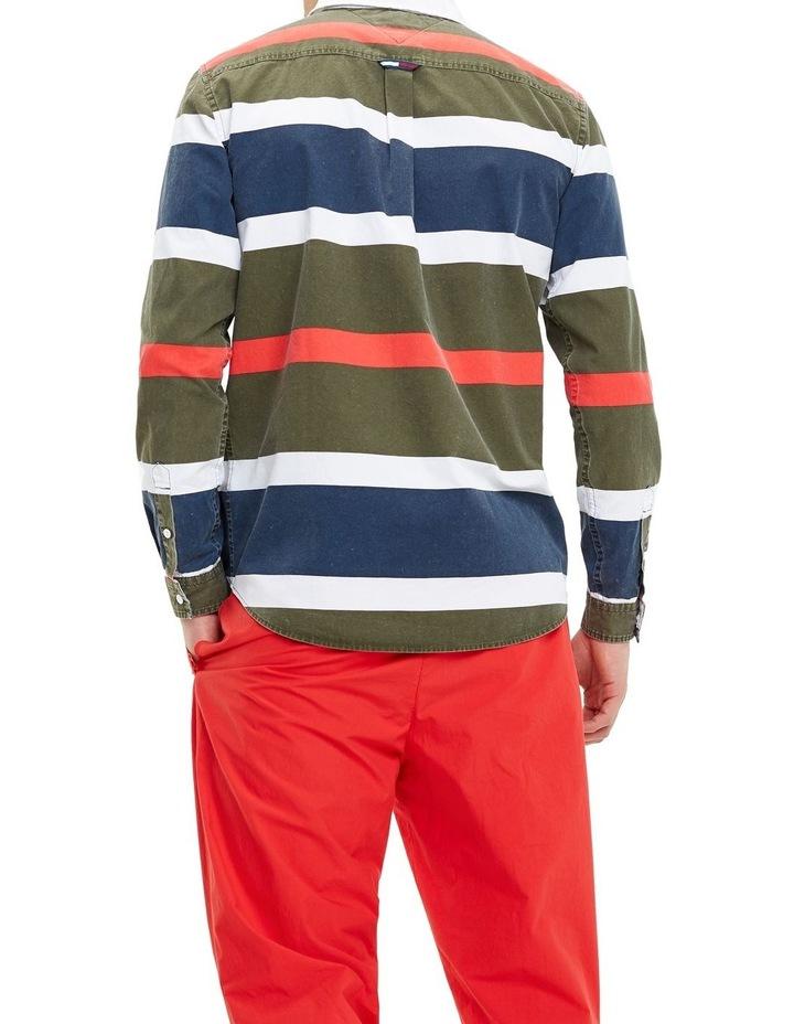 Retro Stripe Shirt image 4