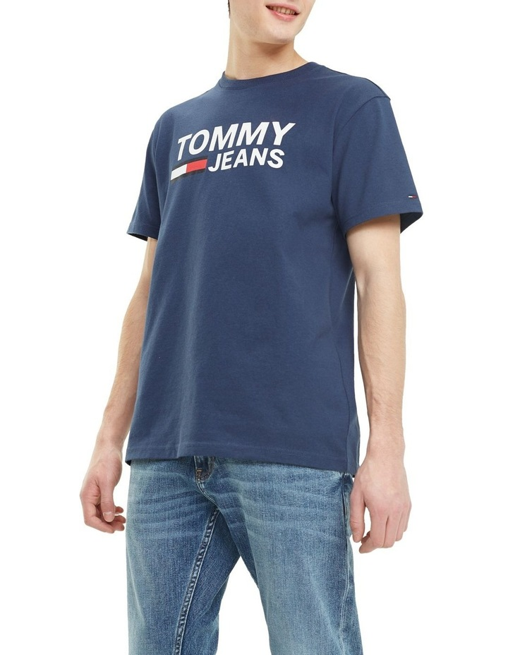 Tommy Classics Logo Tee image 2