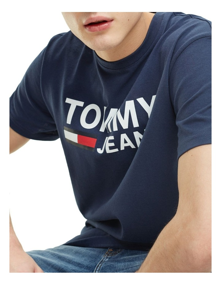 Tommy Classics Logo Tee image 3