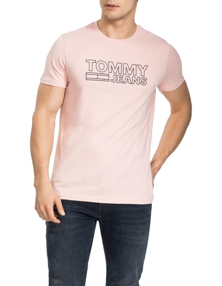 Organic Cotton Slim Fit T-Shirt image 1