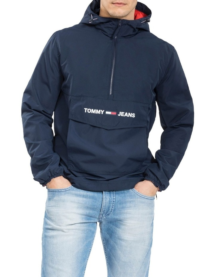 Lightweight Pull-On Hooded Jacket image 1