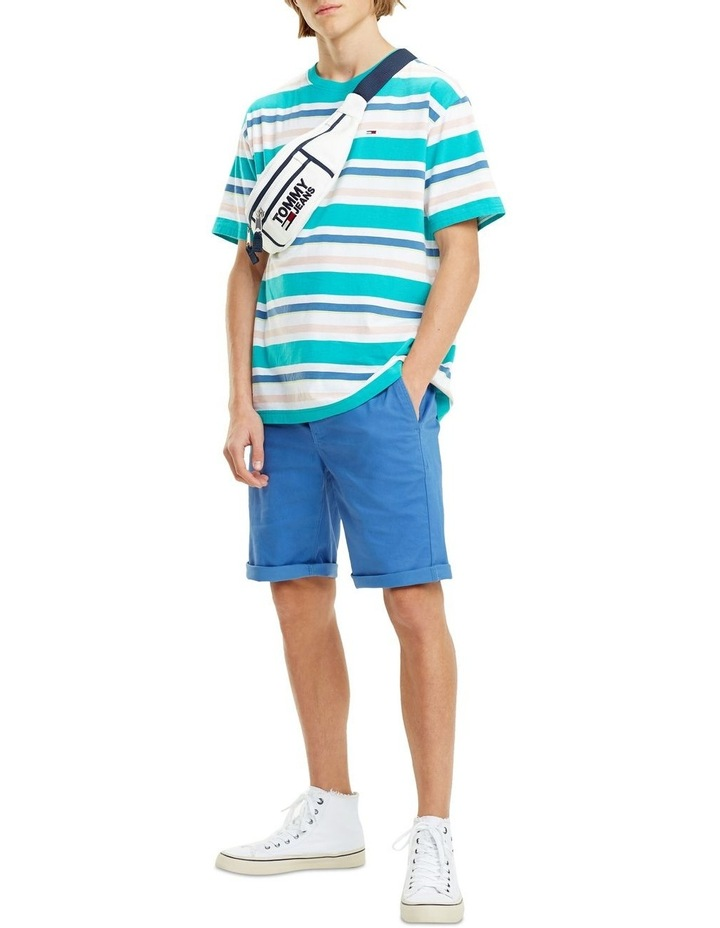 Multi Stripe Relaxed Fit T-Shirt image 2