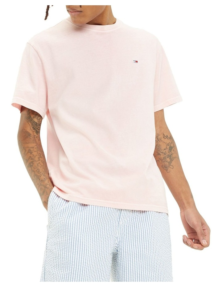 Garment Dyed Classic Fit T-Shirt image 1