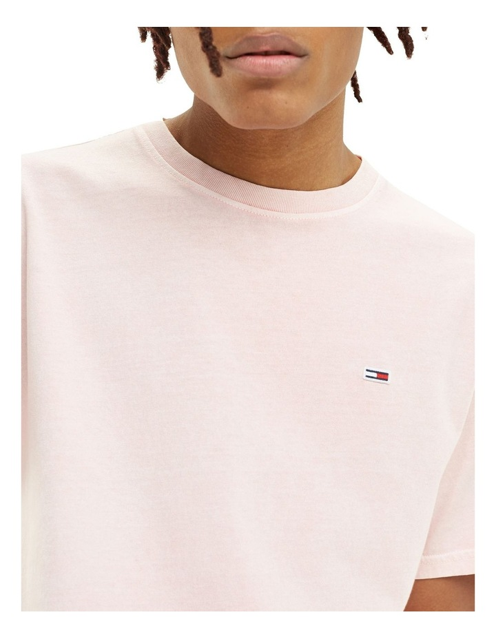 Garment Dyed Classic Fit T-Shirt image 4