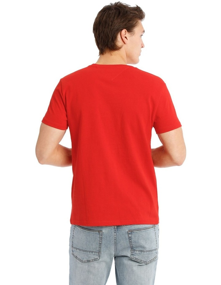 Tommy Jeans Badge Cotton T-Shirt image 3