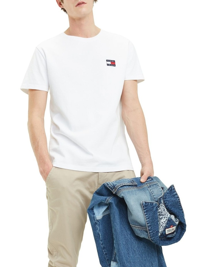 Tommy Jeans Badge Tee image 1