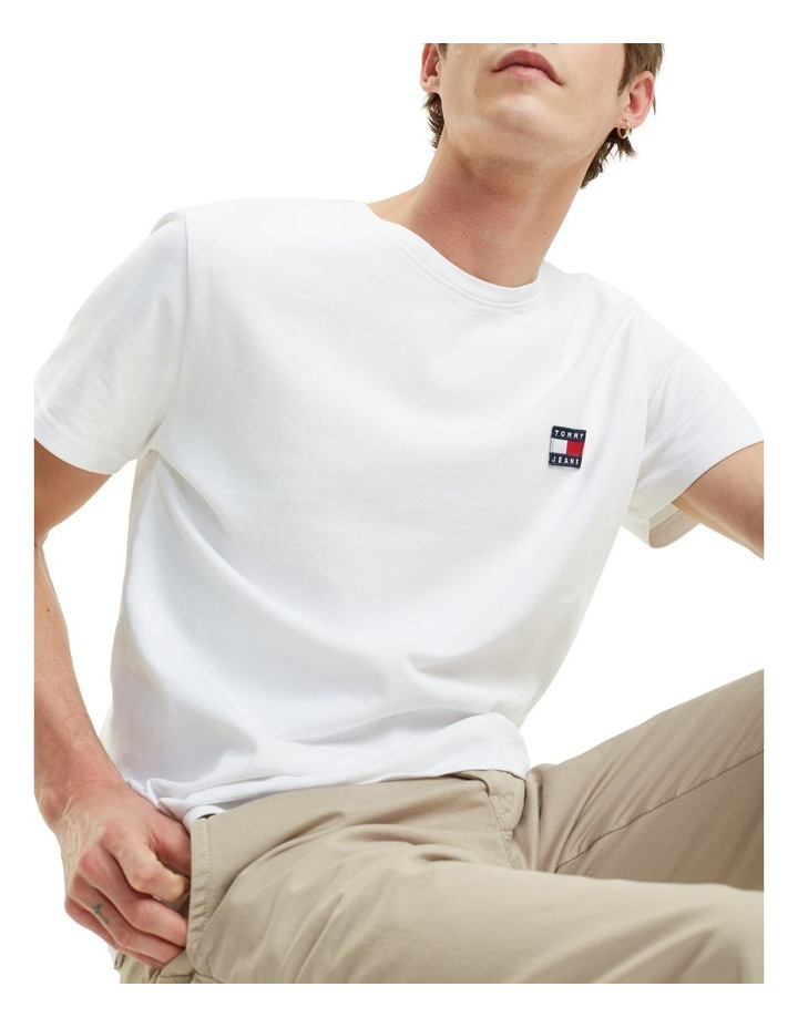Tommy Jeans Badge Tee image 2
