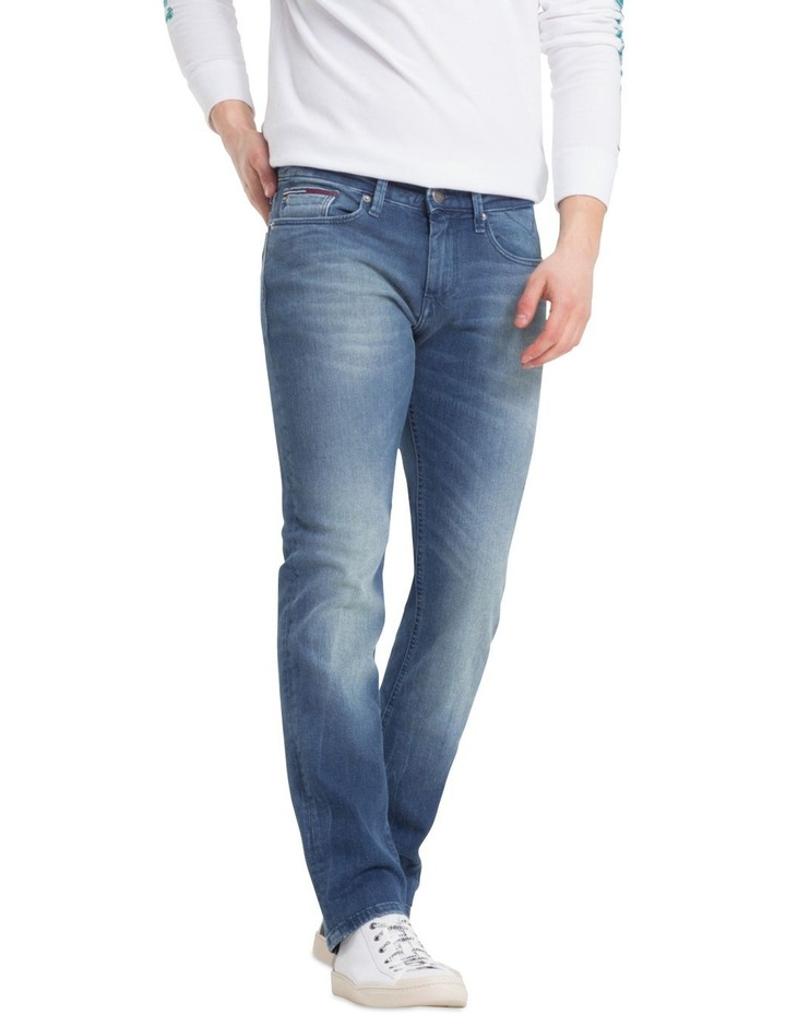 Slim Fit Denim Jeans image 1
