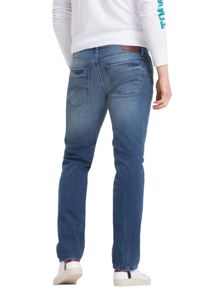 Slim Fit Denim Jeans image 3