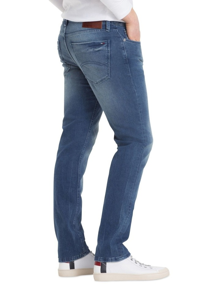 Slim Fit Denim Jeans image 4