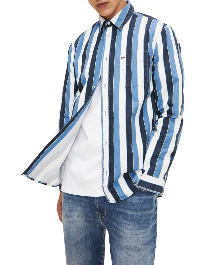 Retro Stripe Shirt image 1