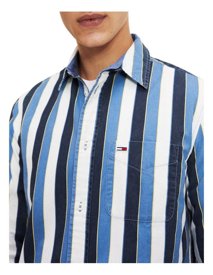 Retro Stripe Shirt image 3