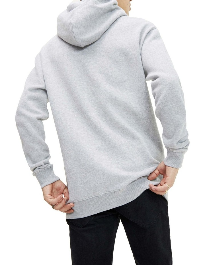 Chest Logo Relaxed Fit Hoody image 3