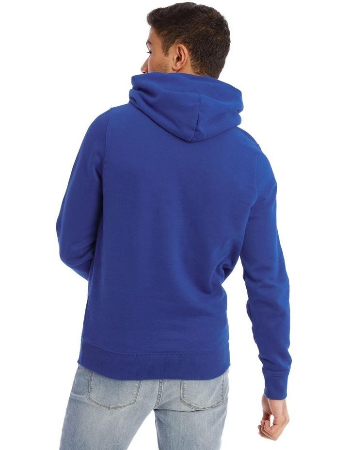 Essential Logo Slim Fit Hoodie image 3
