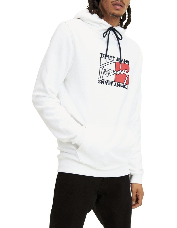 Essential Tommy Jeans Logo Hoodie image 1