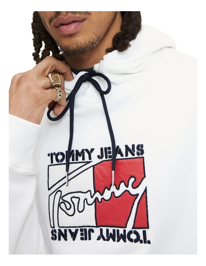 Essential Tommy Jeans Logo Hoodie image 4