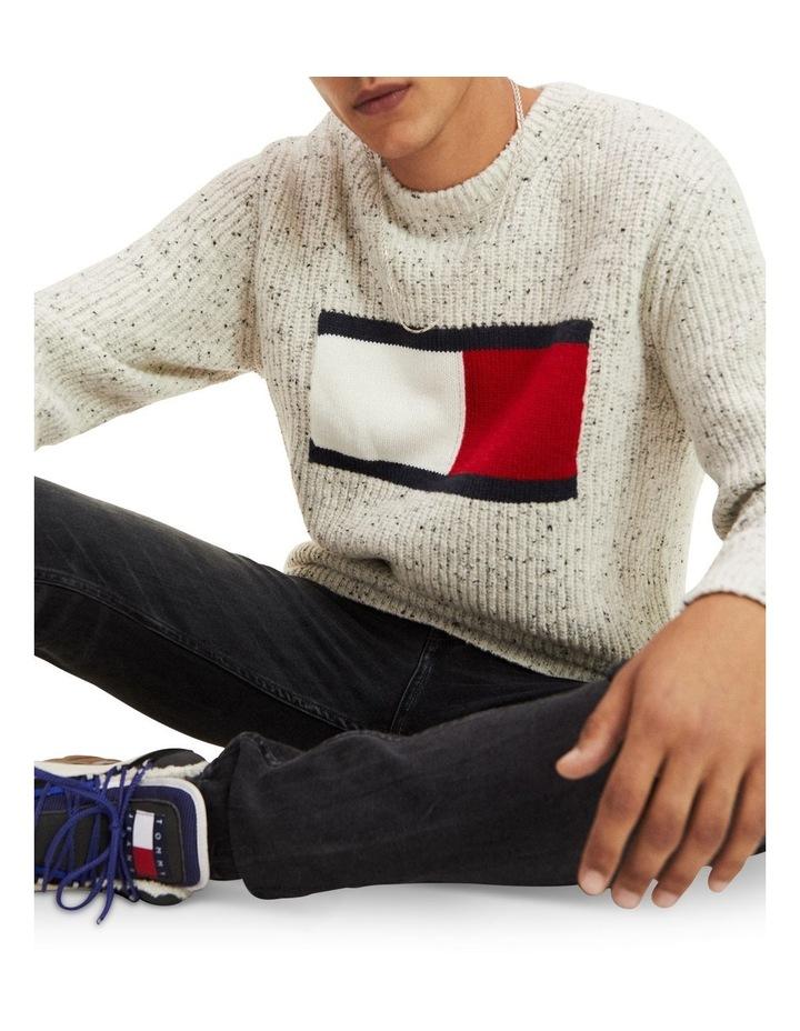 Flag Knit Jumper image 1