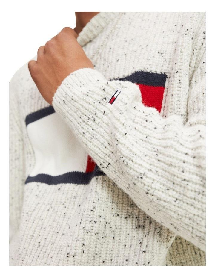 Flag Knit Jumper image 4