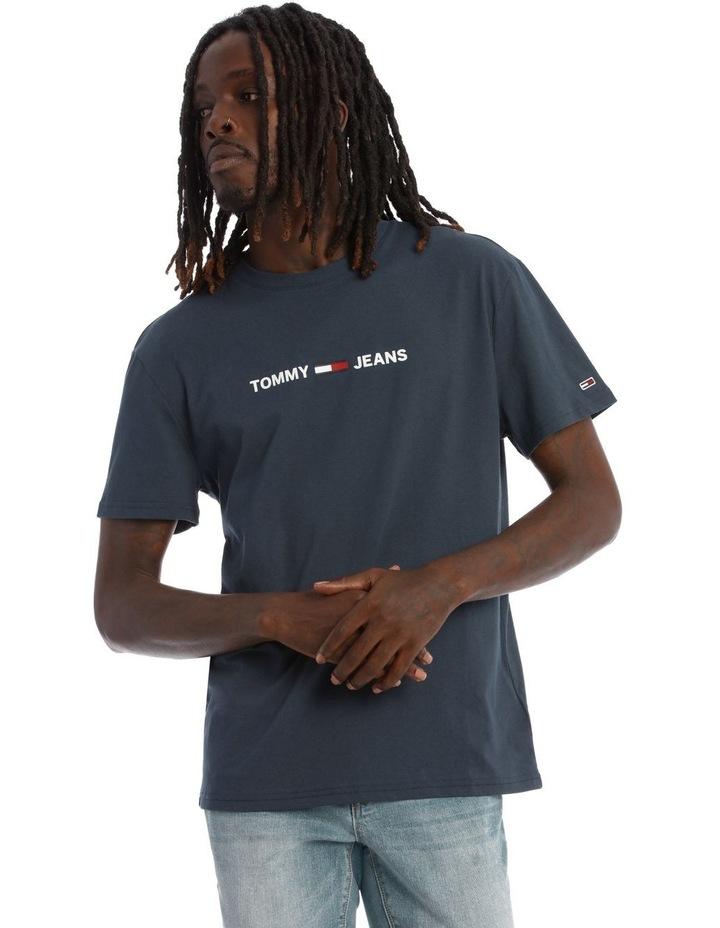 Pure Cotton Small Logo T-Shirt image 1