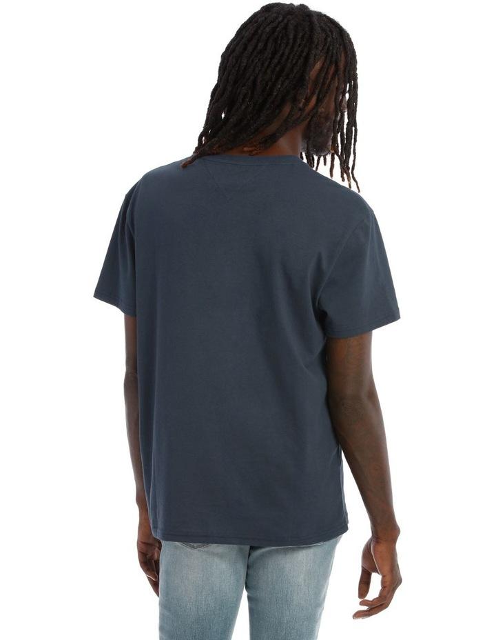 Pure Cotton Small Logo T-Shirt image 3