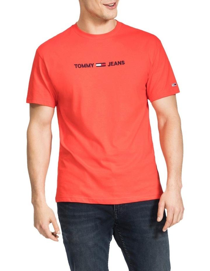 Small Logo Tee image 1