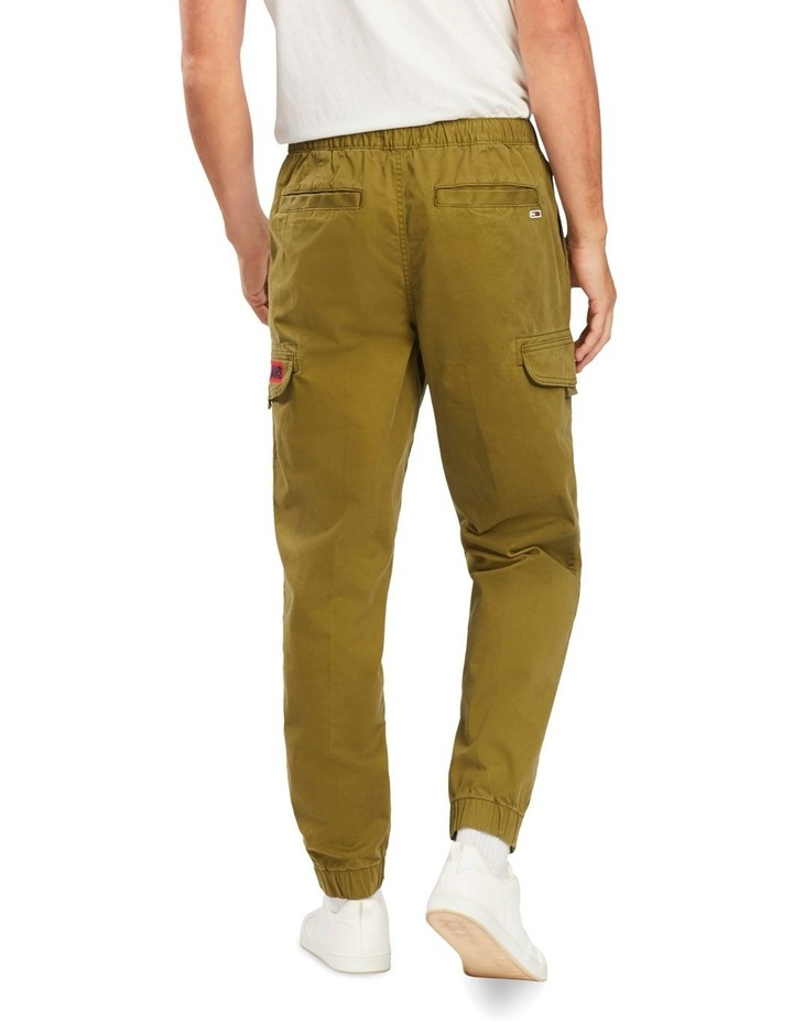 Tapered Cuffed Cargo Pant image 2
