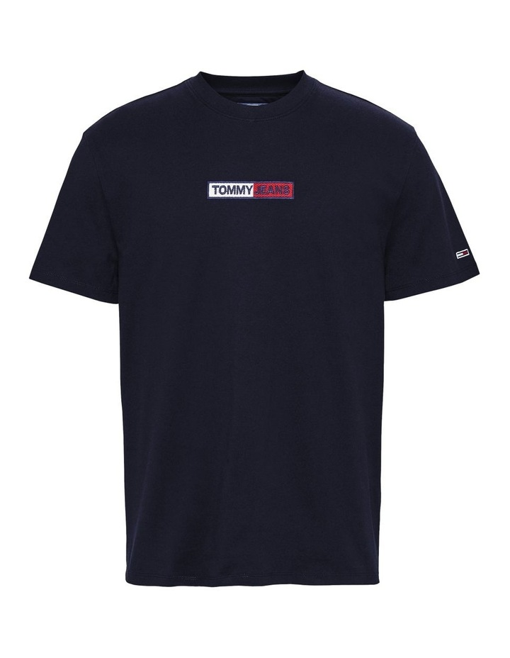 Box Logo Embroidery T-Shirt image 2