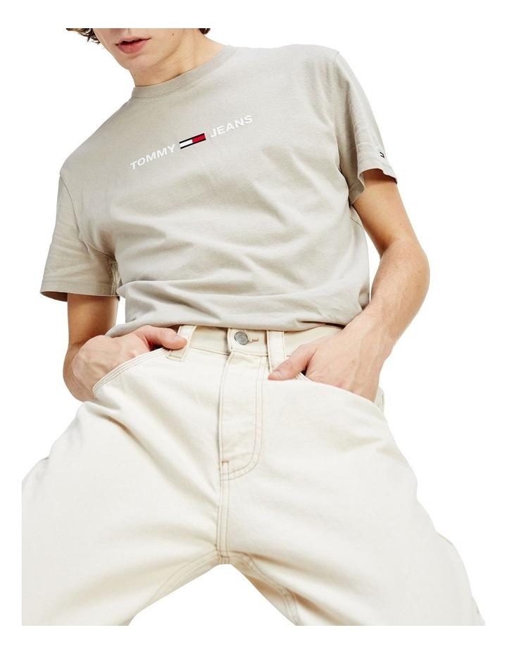 Pure Cotton Small Logo T-Shirt image 2