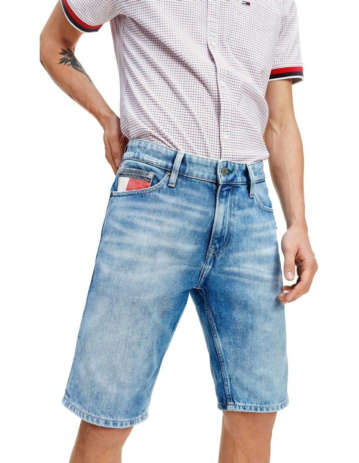 Scanton Heritage Slim Fit Denim Shorts image 1