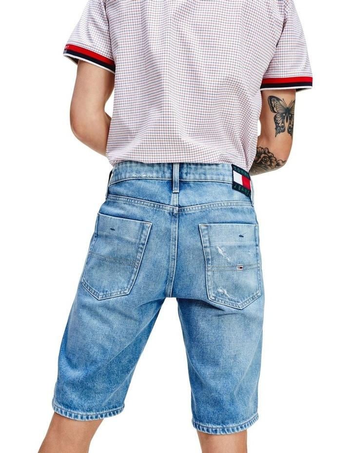 Scanton Heritage Slim Fit Denim Shorts image 2