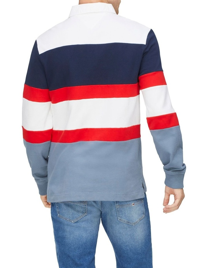 Tommy Jeans Badge Rugby Jersey image 2