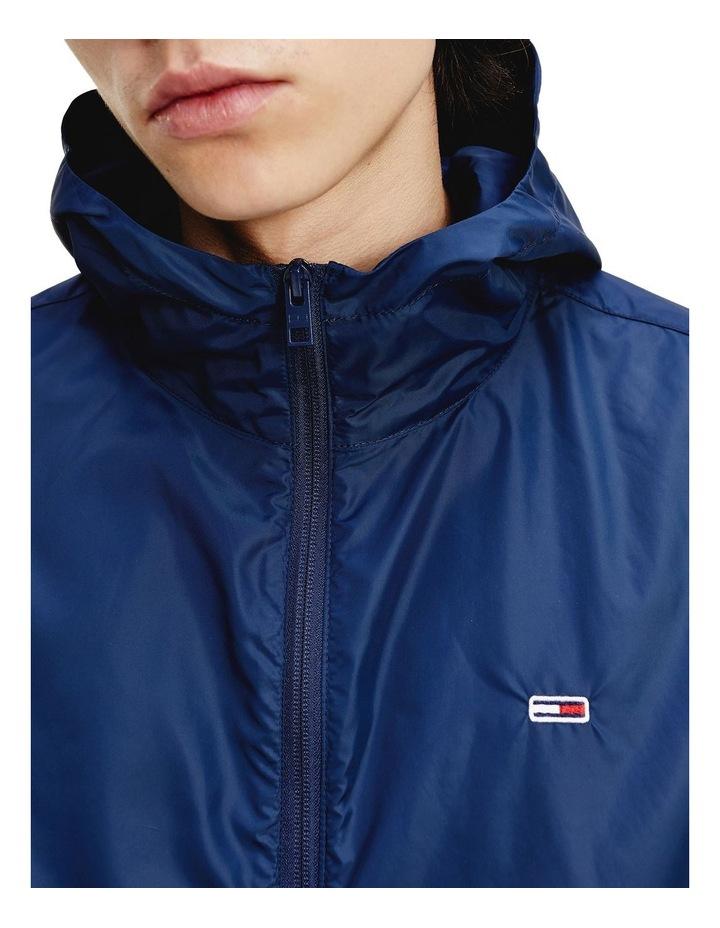 Packable Hooded Windbreaker Jacket image 3