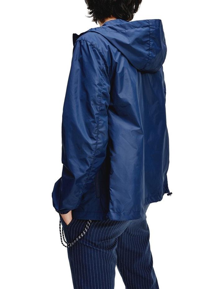Packable Hooded Windbreaker Jacket image 4