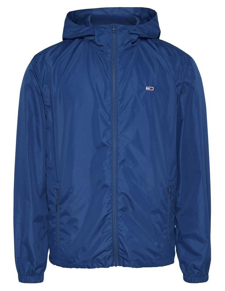 Packable Hooded Windbreaker Jacket image 5
